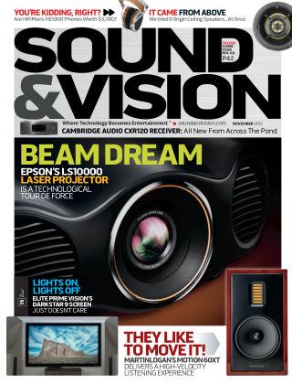 Sound & Vision November 2015