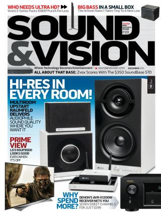 Sound & Vision Dec 2015