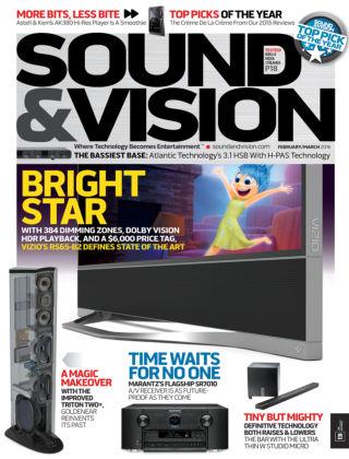 Sound & Vision Feb-Mar 2016