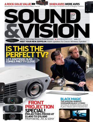 Sound & Vision Apr 2016