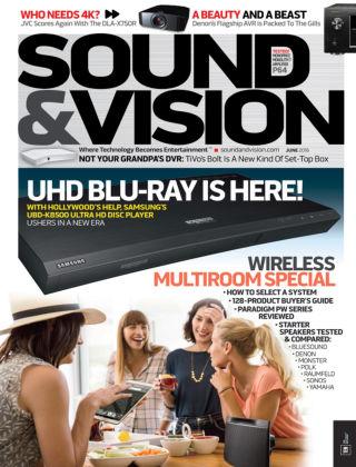 Sound & Vision Jun 2016