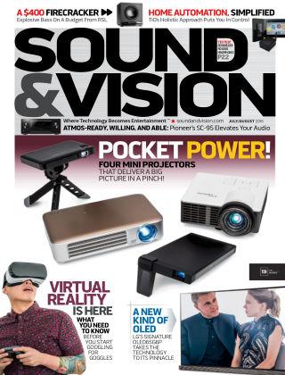 Sound & Vision Jul-Aug 2016