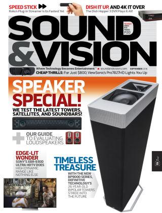 Sound & Vision Sep 2016