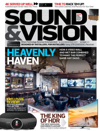 Sound & Vision Oct 2016