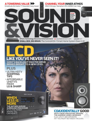 Sound & Vision Jan 2017