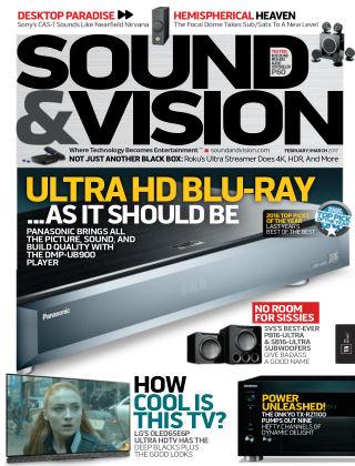 Sound & Vision Feb-Mar 2017