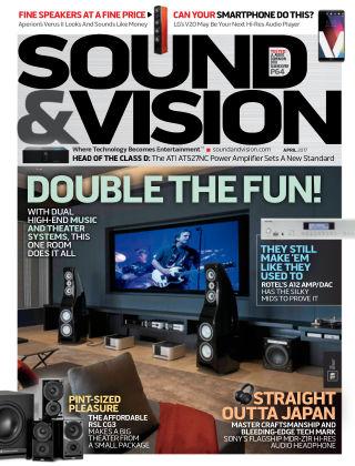 Sound & Vision Apr 2017