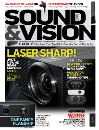 Sound & Vision May 2017