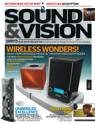 Sound & Vision Jun 2017