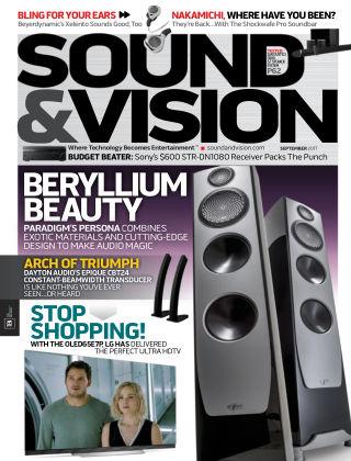Sound & Vision Sep 2017