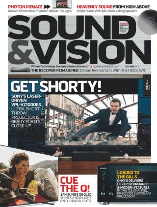 Sound & Vision Oct 2017