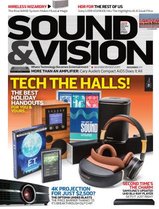 Sound & Vision Dec 2017