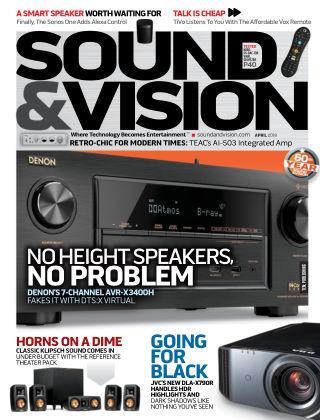 Sound & Vision Apr 2018
