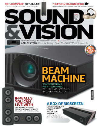 Sound & Vision May 2018