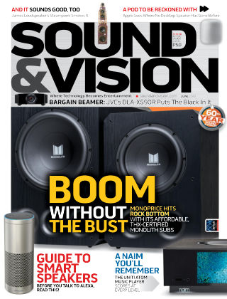 Sound & Vision June 2018