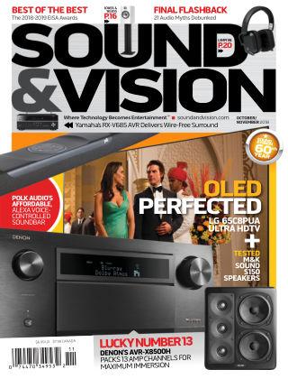 Sound & Vision Nov 2018