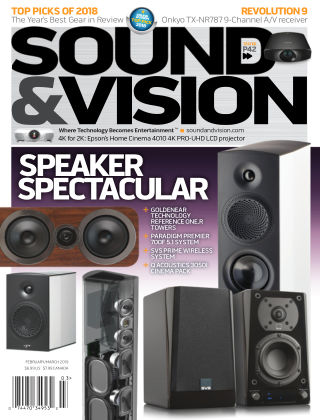 Sound & Vision Feb-Mar 2019