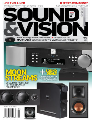 Sound & Vision Apr-May 2019