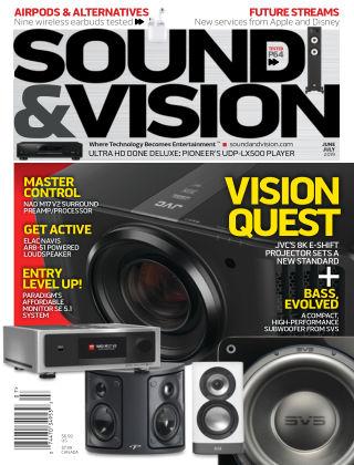 Sound & Vision Jun-Jul 2019