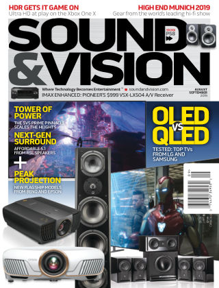 Sound & Vision Aug-Sep 2019