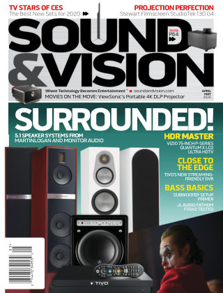 Sound & Vision Apr-May 2020