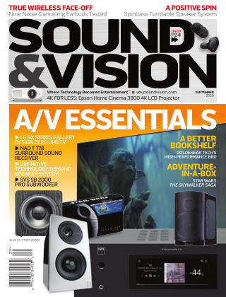 Sound & Vision September 20