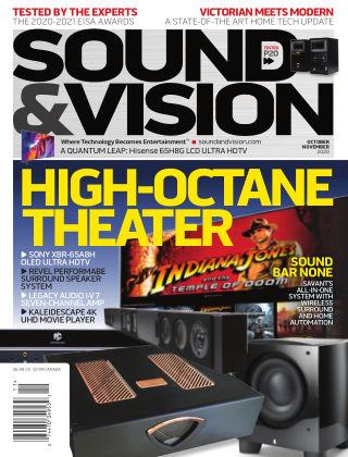 Sound & Vision October 2020