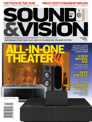 Sound & Vision March 2021