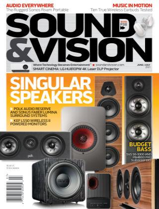 Sound & Vision JuneJuly2021