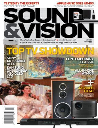 Sound & Vision Oct/Nov 2021