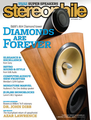 Stereophile September 2013