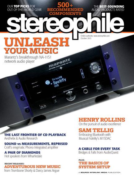 Stereophile September 17, 2013 00:00