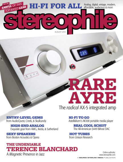 Stereophile July 16, 2013 00:00