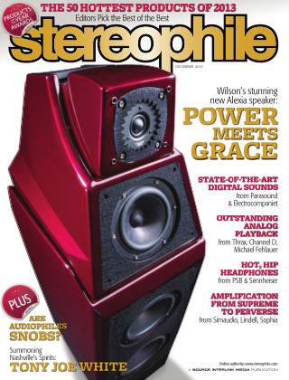 Stereophile December 2013
