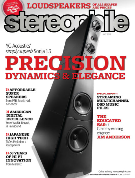 Stereophile June 18, 2013 00:00