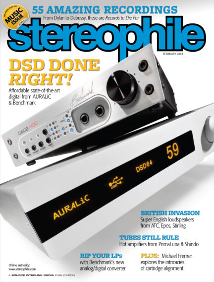 Stereophile January 14, 2014 00:00