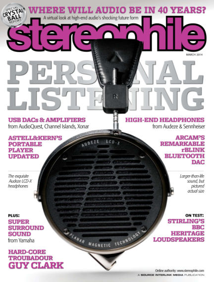 Stereophile February 14, 2014 00:00