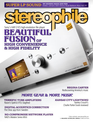 Stereophile May 2014