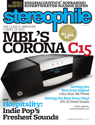 Stereophile June 2014