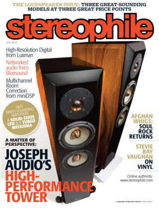 Stereophile July 2014