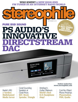 Stereophile September 2014