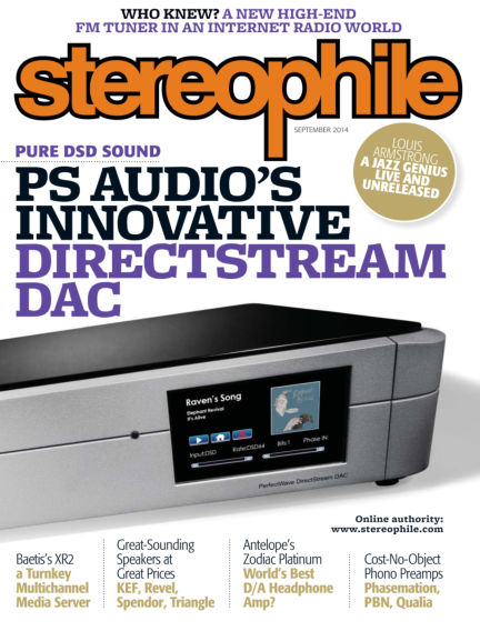 Stereophile August 15, 2014 00:00