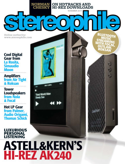 Stereophile October 17, 2014 00:00