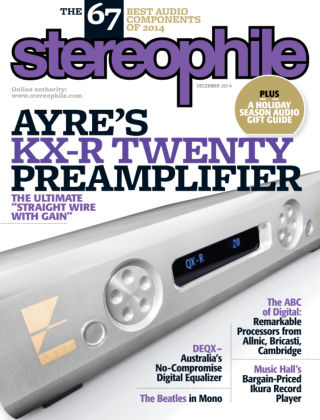 Stereophile December 2014