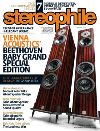 Stereophile January 2015