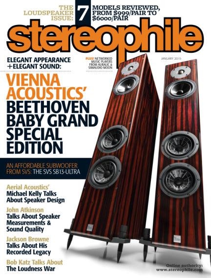 Stereophile December 12, 2014 00:00