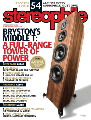 Stereophile February 2015