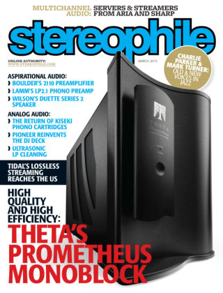 Stereophile March 2015
