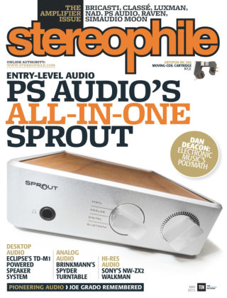 Stereophile May 2015