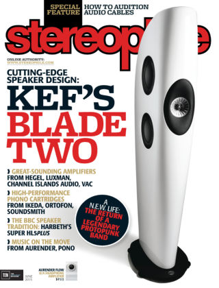 Stereophile June 2015